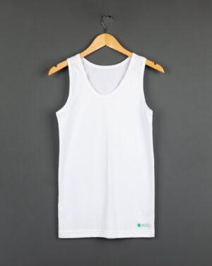 زیرپوش مردانه 1171- سفید- روبرو