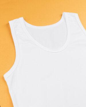 زیرپوش مردانه 1171- سفید- یقه