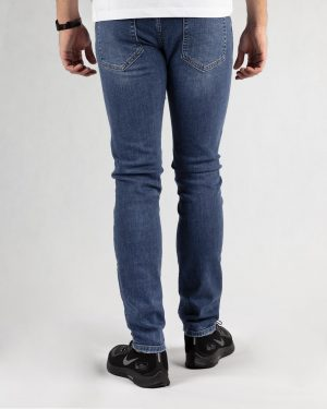 شلوار جین تیره- پشت