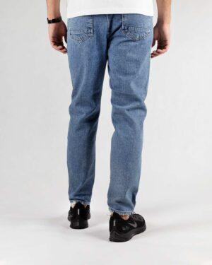 شلوار مردانه جین- آبی- پشت