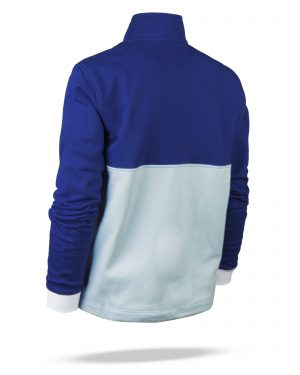 سویشرت زنانه 69135- آبی کاربنی (7)