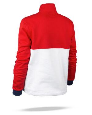 سویشرت زنانه 69135- قرمز (7)