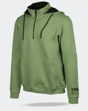 هودی مردانه 9052-سبز دریایی (2)