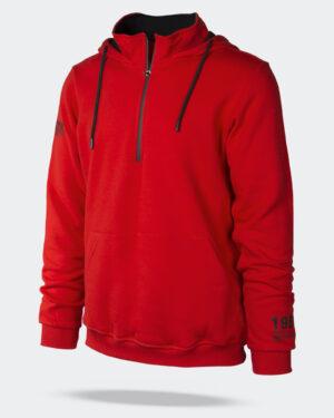 هودی مردانه 9052- قرمز (2)