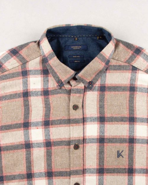 پیراهن مردانه پشمی vk990721