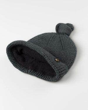 کلاه بافت بچگانه 84002- ماشی (2)