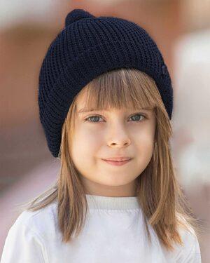 کلاه بافت بچگانه 84002-new (2)
