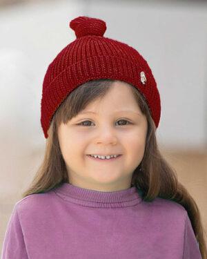 کلاه بافت بچگانه 84002-new (3)