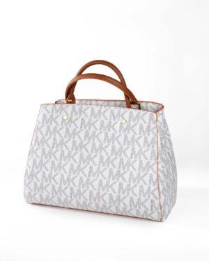 کیف دستی زنانه 110- سفید (2)