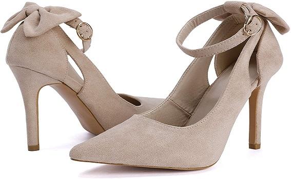 آشنایی با انواع کفش زنانه پاشنه بلند