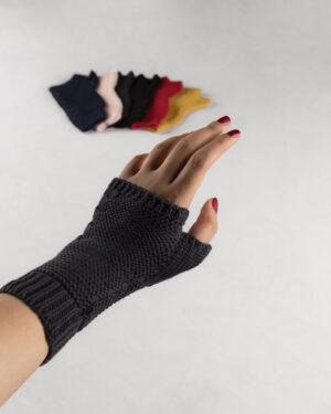 دست پوش 36003- خاکستری تیره (3)