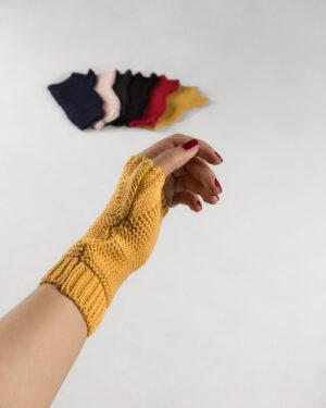 دست پوش 36003- عسلی (3)