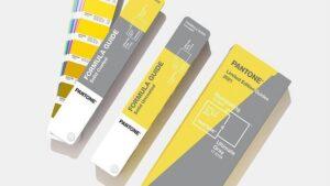 رنگ زرد و طوسی انتخابی پنتون برای سال 2021