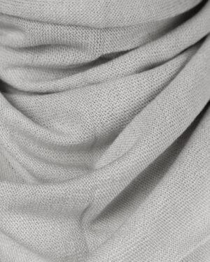 شال گردن 25014- خاکستری محو (2)