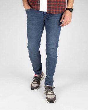 شلوار جین مردانه 990502 آبی (1)