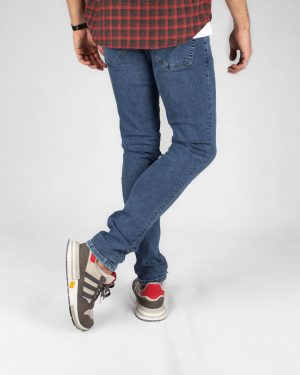 شلوار جین مردانه 990502 آبی (3)