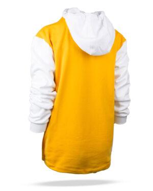 هودی دخترانه 89148-زرد (1)