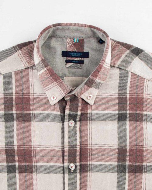 پیراهن مردانه پشمی VK990821