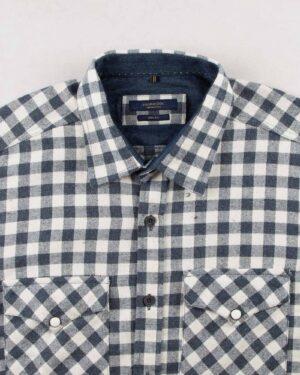 پیراهن مردانه پشمی vk990642 (10)