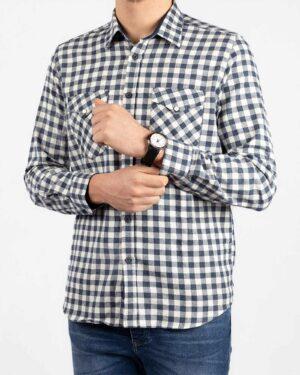 پیراهن مردانه پشمی vk990642 (8)