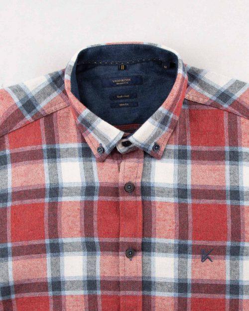 پیراهن مردانه پشمی vk990751