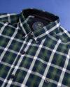 پیراهن مردانه 1080-سبز تیره (3)