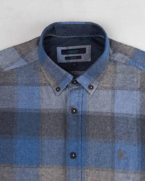 پیراهن پشمی مردانه vk99092 (1)