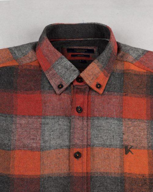پیراهن پشمی مردانه vk99096 (1)