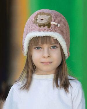 کلاه بافت بچگانه 84004- (1)