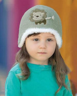 کلاه بافت بچگانه 84004- (2)