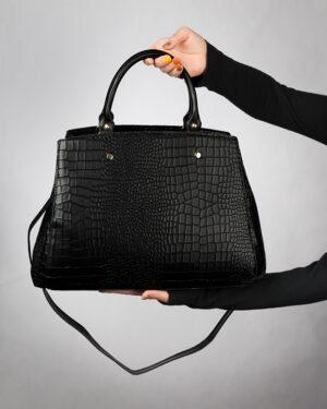کیف دستی زنانه 110-مشکی (1)