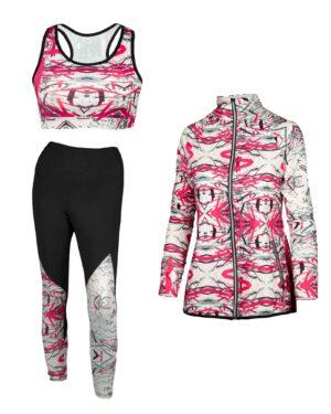 ست ورزشی زنانه 1159632- ارغوانی روشن (4)
