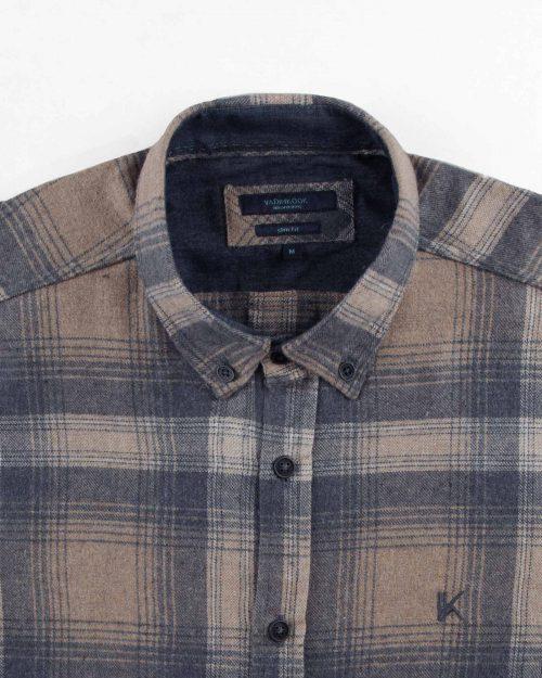 پیراهن مردانه پشمی vk99095 (3)