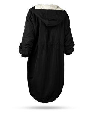 کاپشن زنانه 60101- مشکی (3)