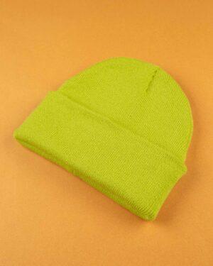 کلاه بافت zk55- فسفری (3)