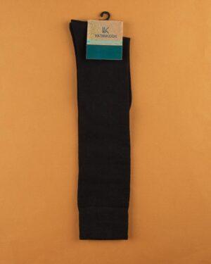 جوراب نخی S35- مشکی (1)