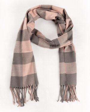 شال گردن shawl125-- صورتی (4)
