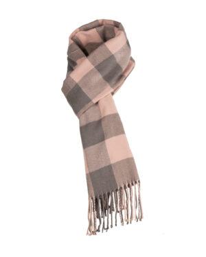 شال گردن shawl125- صورتی (7)