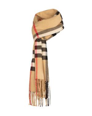 شال گردن shawl125- کرمی (7)