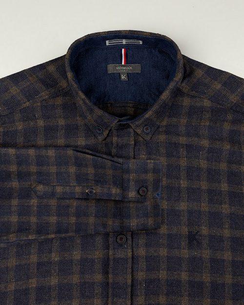 پیراهن مردانه پشمی VK990601 (8)