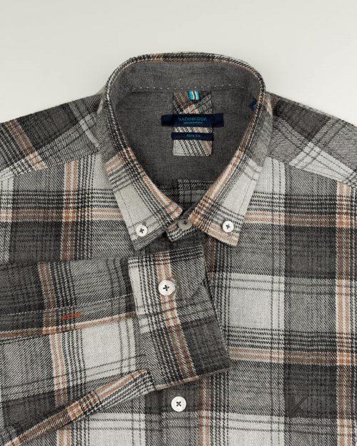 پیراهن مردانه پشمی VK990801 (3)