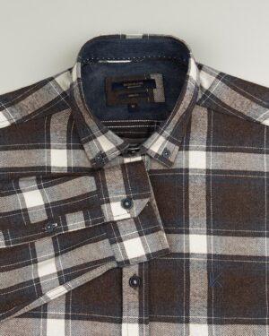 پیراهن مردانه پشمی VK99101 (5)