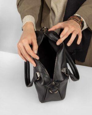 کیف دستی زنانه 0B0007- مشکی (11)