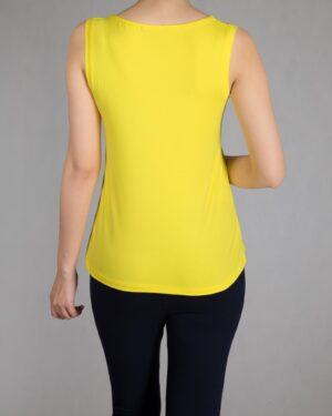 تاپ زنانه 0867- زرد (3)