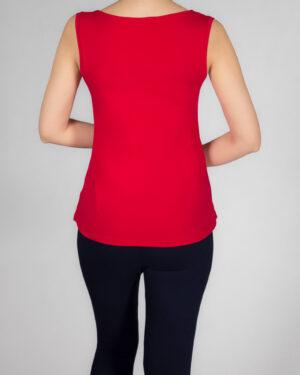 تاپ زنانه 0867- قرمز- (3)