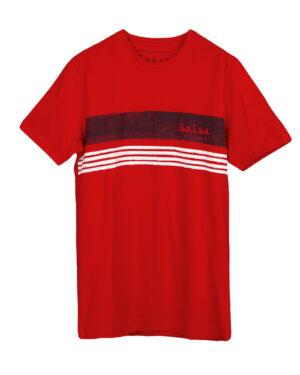 تیشرت مردانه R98-T6- قرمز (4)