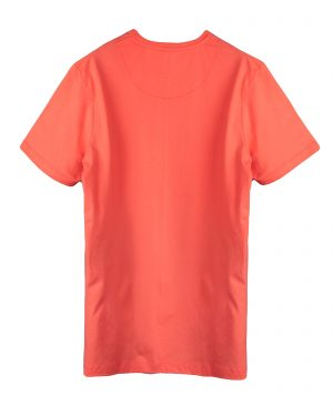 تیشرت مردانه R98-T6- گلبهی (3)
