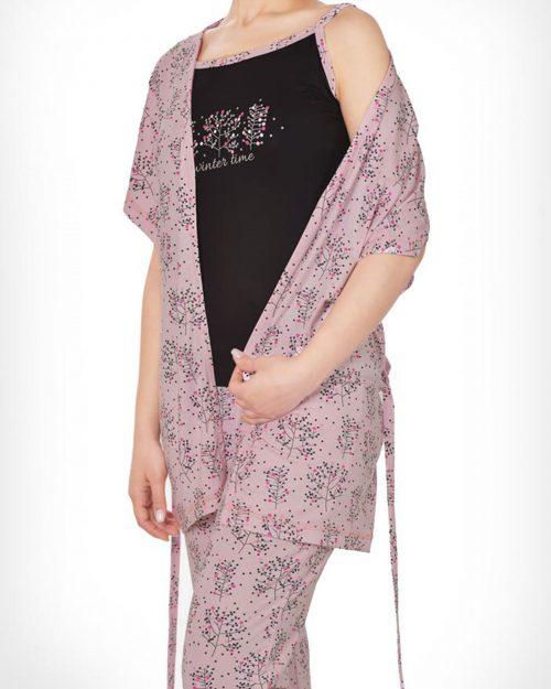 ست لباس راحتی 3 تکه 0764 (2)