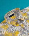 پیراهن مردانه 1435- زرد (3)