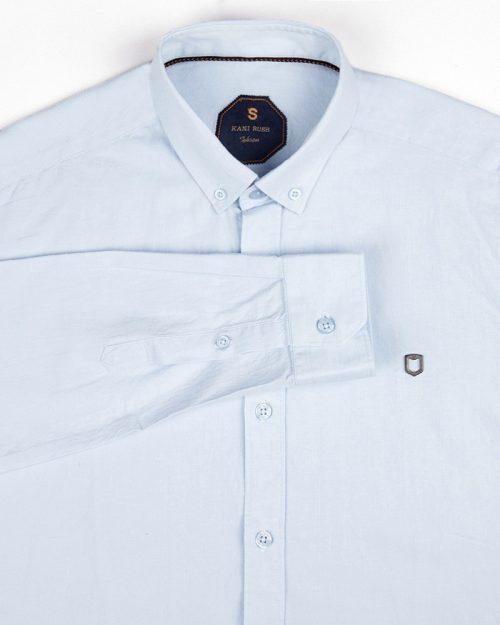 پیراهن نخی مردانه 1083 (2)